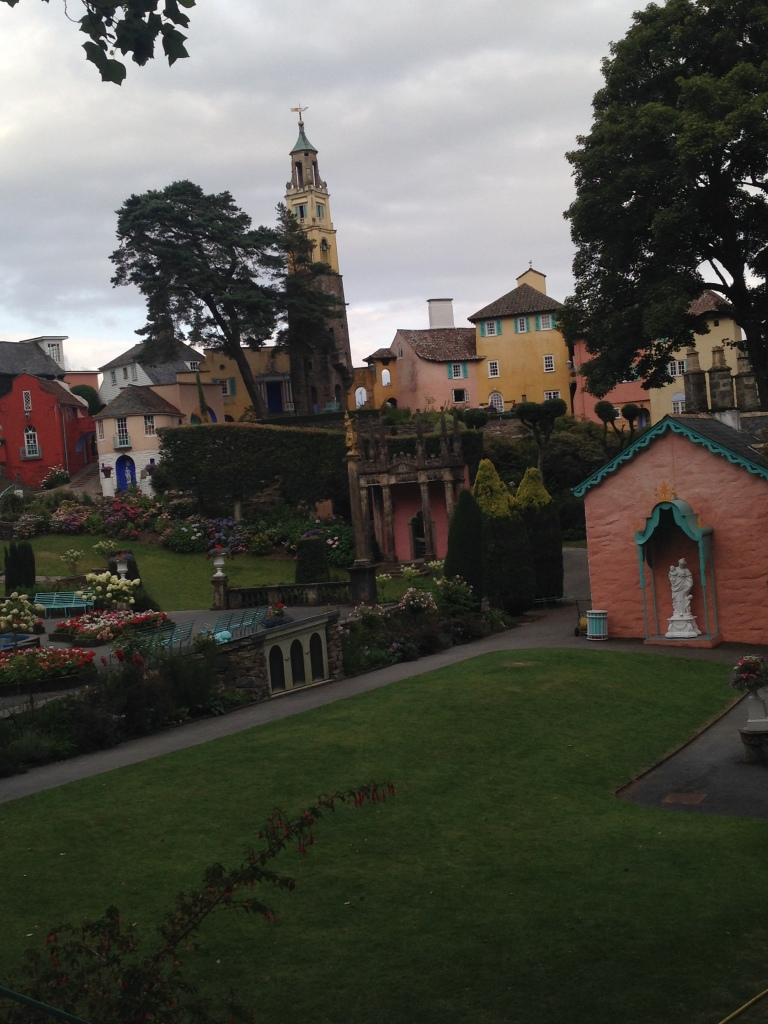Port Meirion, North Wales